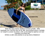 Stand up paddle da Walker Bay
